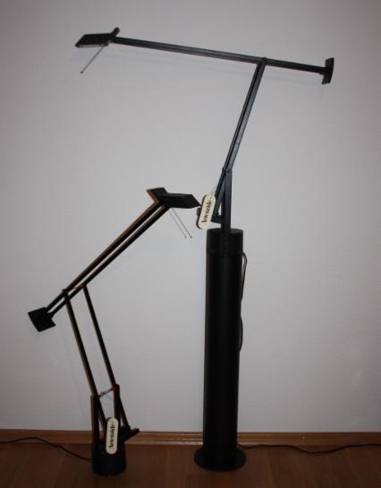 artemide ersatzteile fr tizio 50 schwarz great artemide tizio lamp repair design ideas with. Black Bedroom Furniture Sets. Home Design Ideas